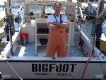 Captain Jack Conzelman and FV Big Foot | Ariel Seafoods