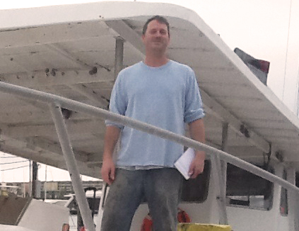 Captain Ross Bridwell | Ariel Seafoods
